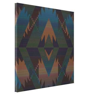 Southwest Design Canvas Print