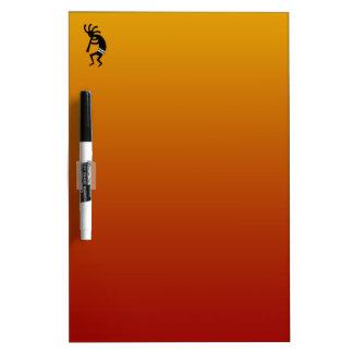 Southwest Design Dancing Kokopelli Dry-Erase Board