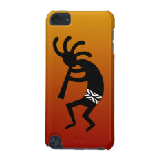 Southwest Design Dancing Kokopelli Ipod  Case at Zazzle