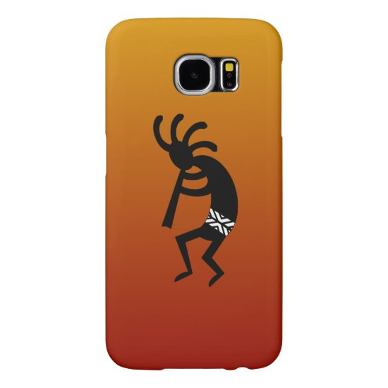 Southwest Design Dancing Kokopelli Samsung Galaxy S6 Case
