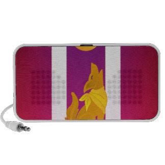 Southwest Dog Portable Speakers