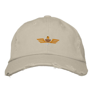 Southwest Eagle-Native American Embroidered Baseball Hat