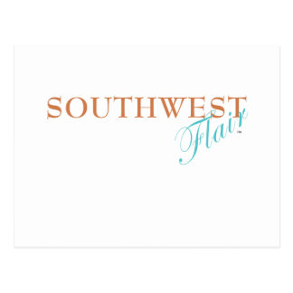 Southwest Flair Postcard