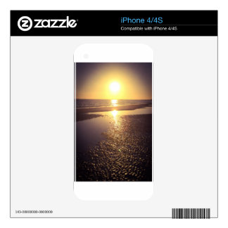 Southwest Florida Sunset Decal For The iPhone 4