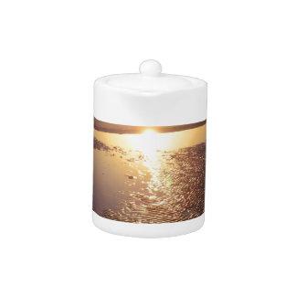 Southwest Florida Sunset Teapot