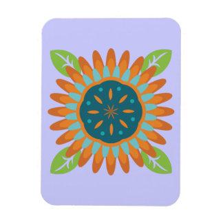Southwest Flower Magnet