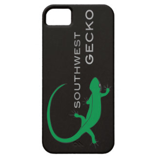 Southwest Gecko iPhone 5 Cover