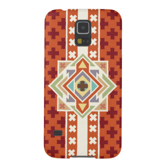 Southwest Geometric Native Pattern Cases For Galaxy S5