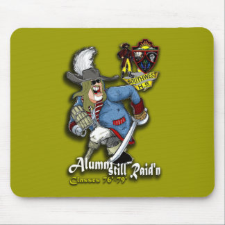 Southwest High School Raiders Alumni Mouse Pad