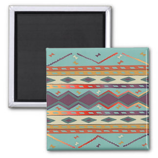 Southwest Indian Blanket Design Magnet