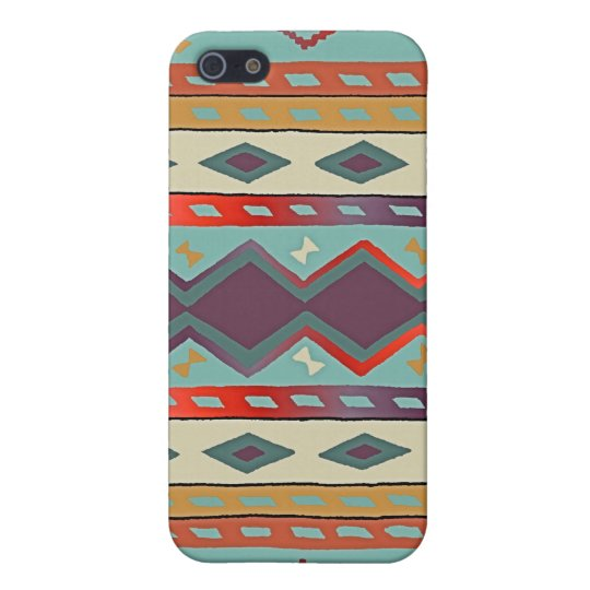 Southwest Indian Blanket Design Speck Case