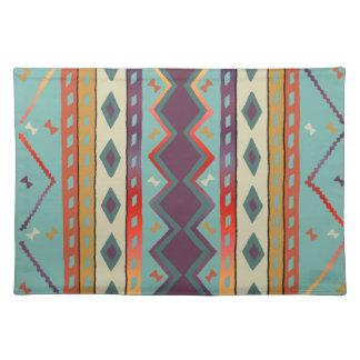 Southwest Indian Design Cotton Placemat Cloth Placemat