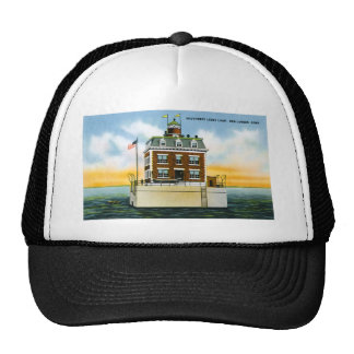 Southwest Ledge Light, New London, Connecticut Trucker Hat