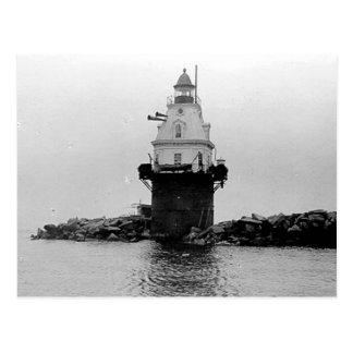Southwest Ledge Lighthouse Postcard
