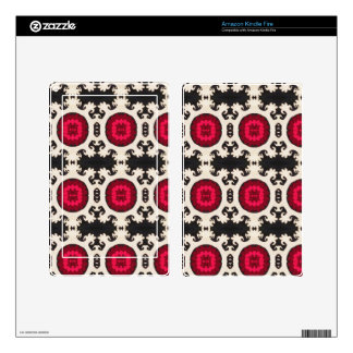 Southwest  Mayan Aztec Mexican Tribal Geometric Kindle Fire Skins
