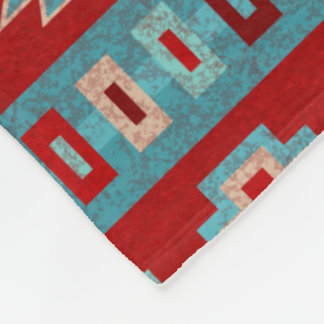 Southwest Mesas Blanket