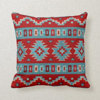 Southwest Mesas Throw Pillow