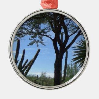 Southwest Metal Ornament