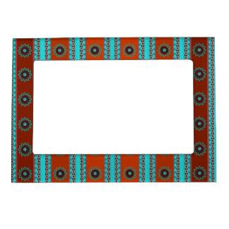 Southwest Motif Magnetic Photo Frame