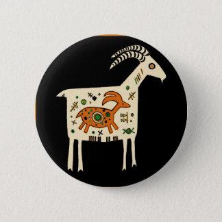 Southwest Mountain Mama Pinback Button