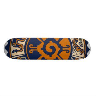 Southwest Native American Indian Tribal Skateboard