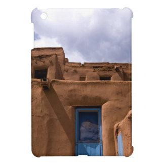 Southwest New Mexico Adobe House Village iPad Mini Cases