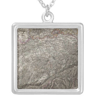Southwest part of Germany Silver Plated Necklace
