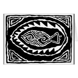 Southwest Pescado Card