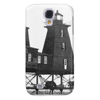 Southwest Reef Lighthouse Galaxy S4 Case