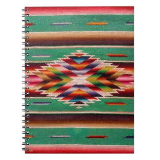 Southwest Saltillo Spiral Note Books