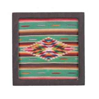 Southwest Saltillo Premium Trinket Boxes