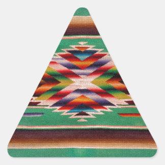 Southwest Saltillo Triangle Sticker