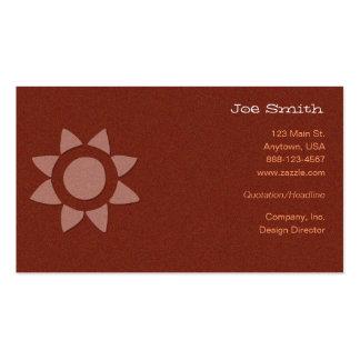 Southwest Sandstone Business Cards