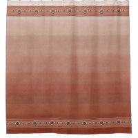 Southwest Sandstone Canyon Shower Curtain