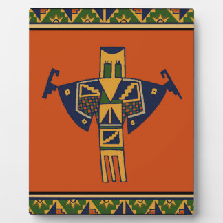 Southwest Shaman Spirit Plaque