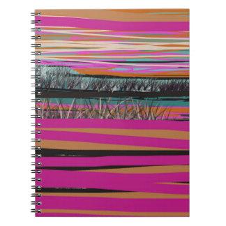 Southwest Skies Spiral Notebook