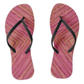 Southwest Style Flip Flops