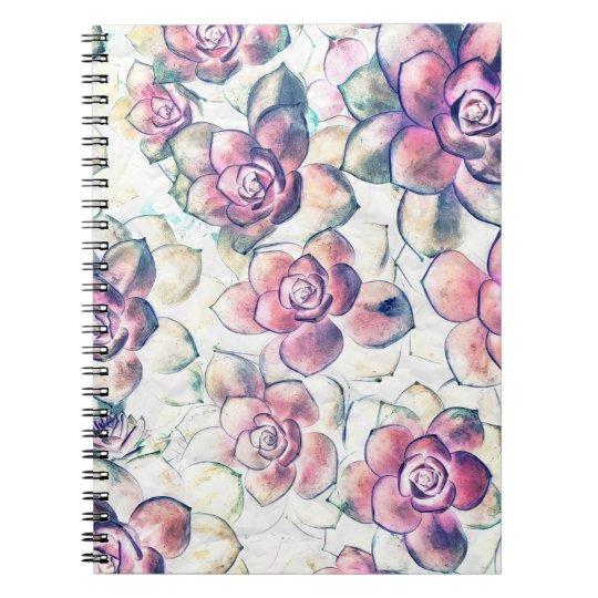 Southwest Succulents Notebook