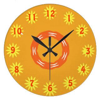 Southwest Sun Clock