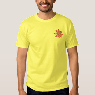 Southwest Sun Embroidered T-Shirt