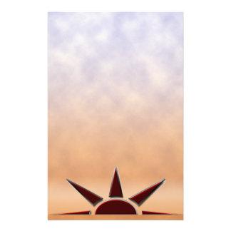 Southwest Sunrise Stationery