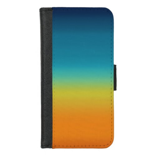 Southwest Sunset iPhone 87 Wallet Case