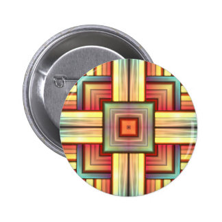 Southwest Sunset Pinback Button