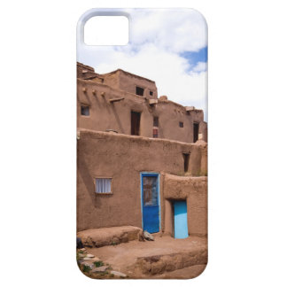 Southwest Taos Adobe Pueblo House New Mexico iPhone 5 Cover