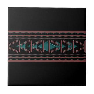 Southwest Tapestry Ceramic Tile
