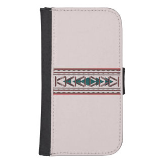 Southwest Tapestry Galaxy S4 Phone Wallet Case
