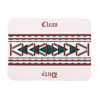 Southwest Tapestry Vinyl Flexi Magnet