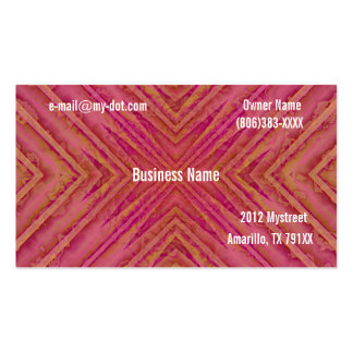 Southwest Terracotta Business Card