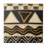 Southwest Tribal Native American Design Ceramic Tile