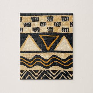 Southwest Tribal Native American Design Jigsaw Puzzle